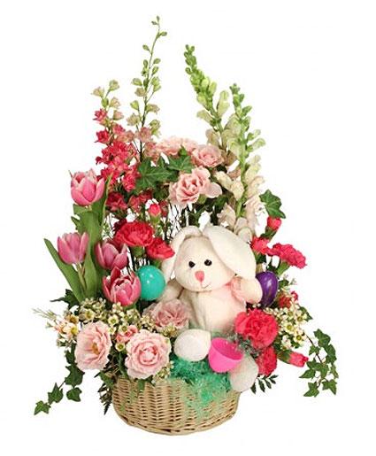 Floral Basket-2 Image